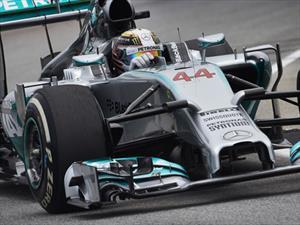 F1: GP de Malasia, ganan Hamilton y Mercedes