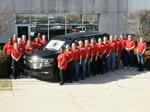 Chevrolet Suburban logra 10 millones unidades producidas