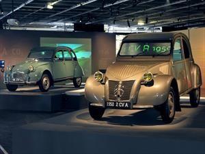 El icónico Citroën 2CV cumple 70 años