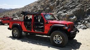 Jeep Gladiator 2020 llega a México, el capricho ideal para hacer 4x4