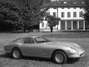 Ferrari repara un GTB4 275 que perteneció a Steve McQueen.