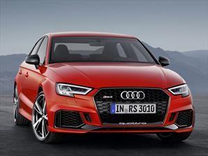 Audi RS3 Sportback y Sedán se lanza en Argentina