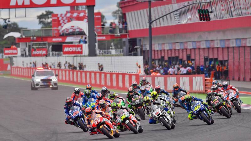 MotoGP 2021: No viene a Argentina en abril