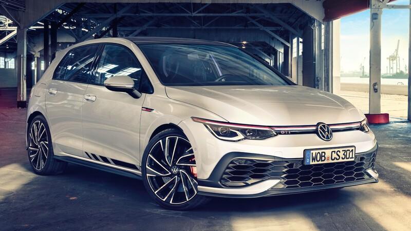 Volkswagen Golf GTI Clubsport, el hatchback más potente de la marca