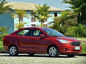 El Ford Ka+ se lanza en Argentina por Plan Óvalo