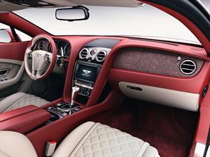Bentley ofrece insertos de piedra al interior del vehículo