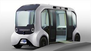Toyota e-Palette ofrecerá transporte autónomo a los atletas de los Juegos Olímpicos de Tokio 2020