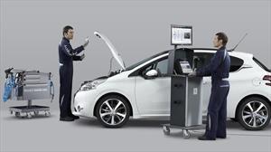 Los talleres de Peugeot Argentina retomaron su actividad