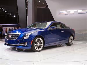 Cadillac ATS Coupé 2015 se presenta