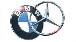 BMW y Daimler crean alianza para desarrollar tecnologías de conducción autónoma