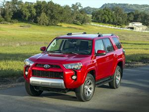Toyota 4Runner 2014  presentada en Stagecoach Music Festival