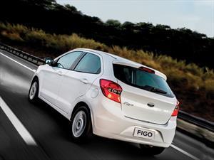 Ford Figo 2016 llega a México desde $165,000 pesos