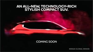 Nissan estrenará un nuevo SUV que se colocará debajo de Kicks