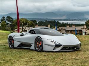 SSC Tuatara es una locura de súper auto al disponer de 1,750 hp
