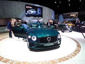 Bentley Continental GT Number 9 by Mulliner, un histórico homenaje