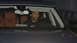Mal ejemplo: El futbolista Marcelo fue multado por su conducta al volante