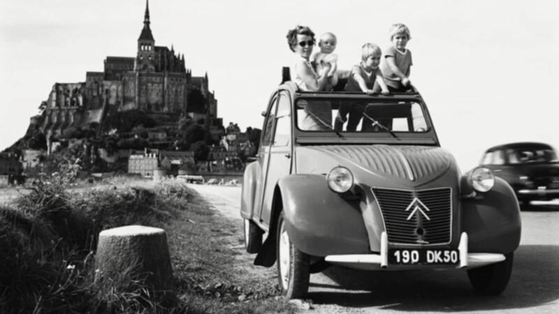 A 30 años de la producción del último Citroën 2CV