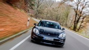 Primeras imágenes del Porsche Taycan 2020 sin camuflaje