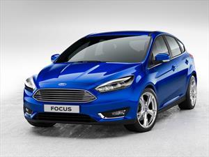 Ford Focus 2015 se presenta