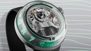 H5 de HYT, el reloj que muestra la verdad al desnudo
