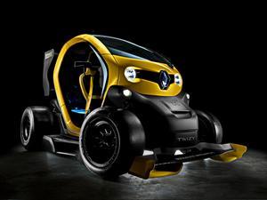 Renault Twizy R.S. F1 Concept: Eléctrico con tecnología de Fórmula 1