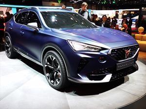 CUPRA Formentor es una electrizante SUV deportiva