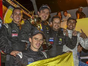 Autostok Team ganó las 6 horas de Ecuador