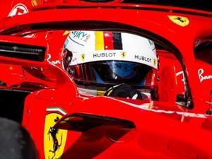 F1 2018: Vettel cerró las prácticas con una buena performance