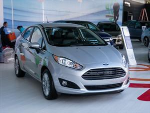 Ford Fiesta 2014 se presenta en México