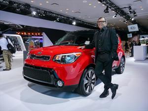 Entrevistamos a Peter Schreyer, Director de diseño de Kia Motors