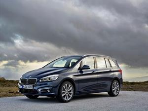 BMW Serie 2 Gran Tourer, capacidad para 7 pasajeros