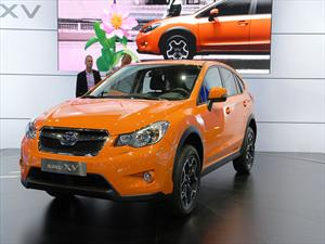 Subaru New XV reconocido como Top Safety 2012