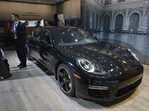 Porsche Panamera Exclusive Series 2015, lujo y poder al extremo