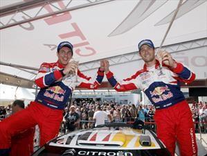 Citroën confirma a Sébastien Ogier para el WRC 2019