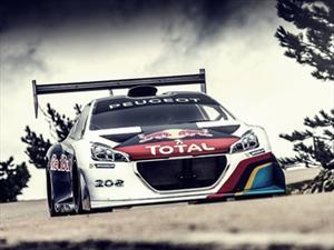 Sébastien Loeb y el Peugeot 208 T16 logran aplastante victoria en Pikes Peak