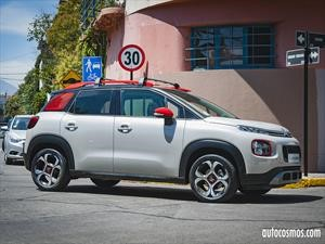 Test Drive: Citroen C3 Aircross 2018