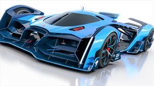 Bugatti Vision Le Mans, un conceptual que anticipa las carreras del futuro