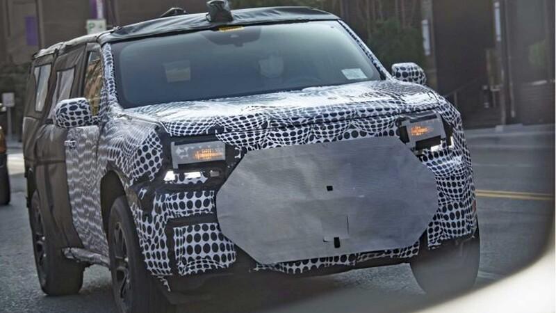 La nueva pickup compacta de Ford se llamará Maverick