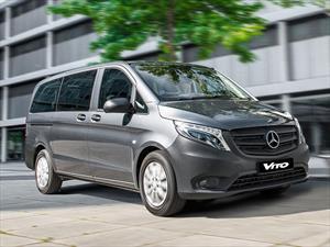 Mercedes-Benz lanza la Vito de pasajeros en Argentina