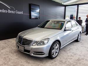 Mercedes-Benz E250 CGI Guard se presenta en México en 1.47 millones de pesos