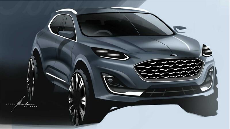 La nueva Ecosport tendría diseño de Pininfarina