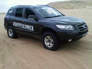 Fate y Hyundai organizan travesía 4x4 en Pinamar y Cariló