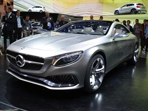 Mercedes Benz Clase S Coupé Concept debuta