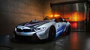 BMW i8 Roadster, un safety car especial para la Fórmula E
