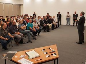 Toyota entregó material a universidades técnicas de Argentina