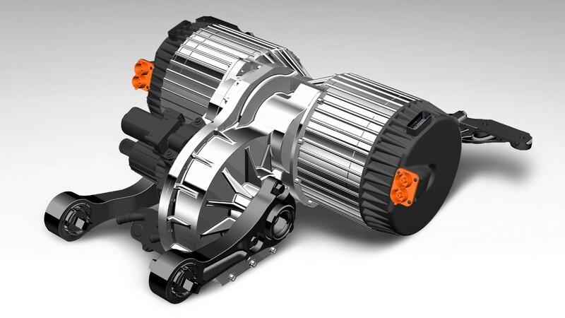 Bentley presenta OCTOPUS, su nuevo impulsor eléctrico