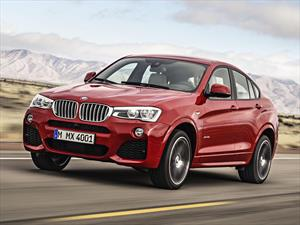 BMW X4 2015, el hermano menor del X6