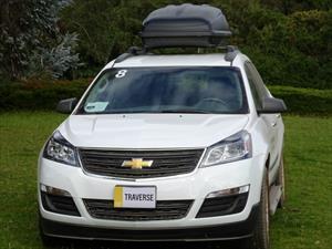 Nueva Chevrolet Traverse LS llega a Colombia desde $110'990.000