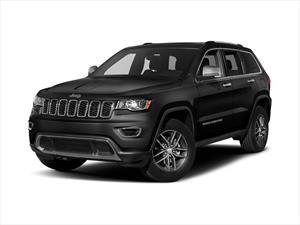 Jeep Grand Cherokee Sterling 25 Aniversario 2018 debuta