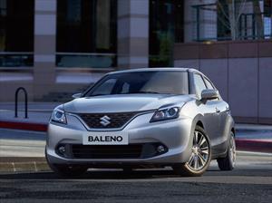 El Suzuki Baleno 2017 llega a Chile desde $ 8.990.000